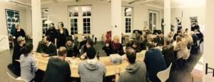 Puppenhaus SpeedGaming im Café Kunsthalle